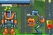 robot oyunları Oyun sitemizde Robot oyunları kategorimize hoş geldiniz. Robot savaşı oyunları ve transformers robot oyunlarını eminiz çok sevecek ve beğeneceksiniz. Oyuna başlamadan önce mutlaka talimatları okuyunuz. www.korkuncoyunlar.gen.tr sitemiz hoş vakitler geçirmenizi diler..