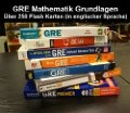 Free Kindle Books - Professional  Technical - Fondements mathématiques du GRE (in English) - plus de 250 cartes flash couvrant tous les domaines des fondamentaux (Étude lexamen GRE) ~ by: James Bouilland
