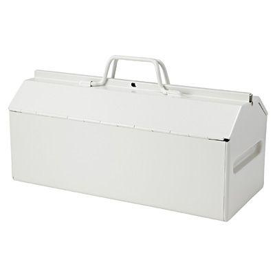 【店舗限定】スチール工具箱5 約幅46×奥行21×高さ26cm | 無印良品ネットストア