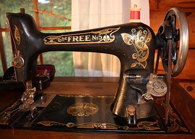 free sewing machine company