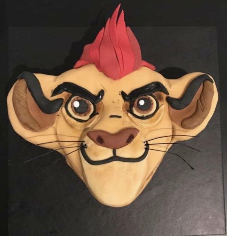 Kion from Lionguard