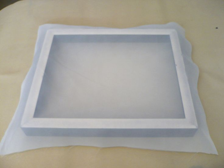 Quick and Easy! Build a Screen Print Frame From An Old Picture Frame.