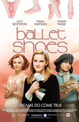 Ballet Shoes Movie Posters From Movie Poster Shop