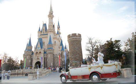 挙式・プラン | 東京ディズニーランド シンデレラ城でのウェディング | ディズニー・フェアリーテイル・ウェディング