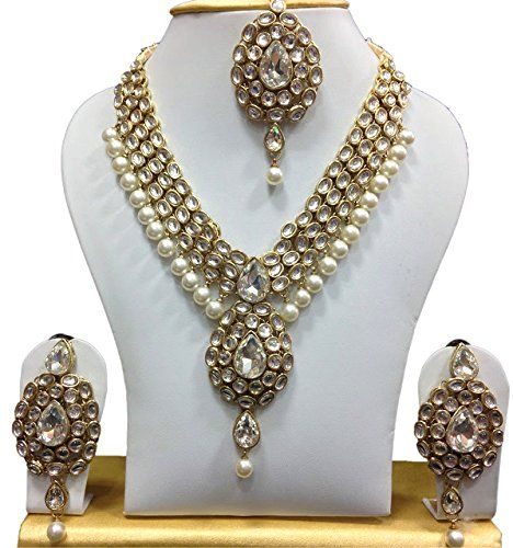 Indian Party Wedding Wear Traditional Gold Plated White P... https://www.amazon.com/dp/B06Y1KJGP4/ref=cm_sw_r_pi_dp_x_5uk-yb4WSMB8W