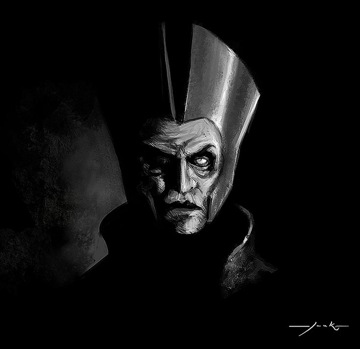 Shinnok - Mortal Kombat 4