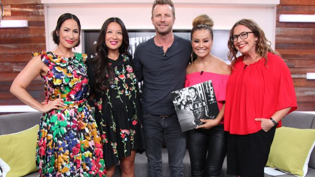 Dierks Bentley opens up about his new album