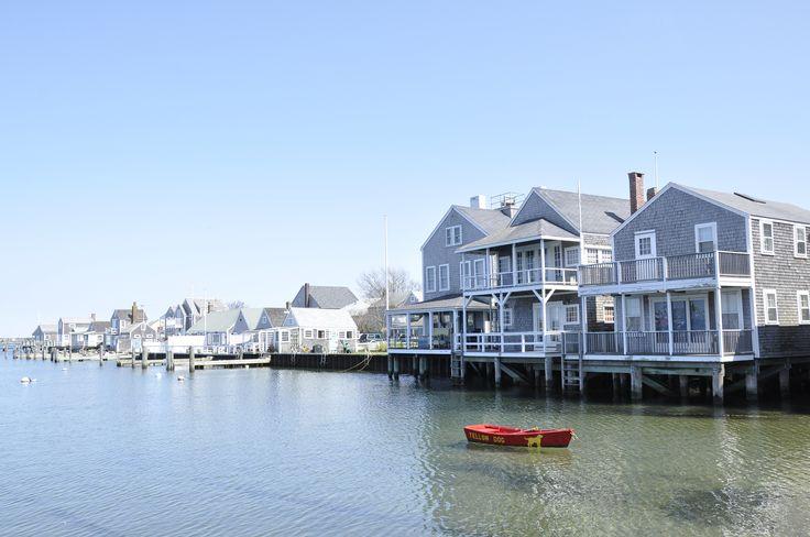"""NANTUCKET Esse condado de Massachusetts, nos EUA, serviu de cenário para o clássico da literatura americana """"Moby Dick""""."""