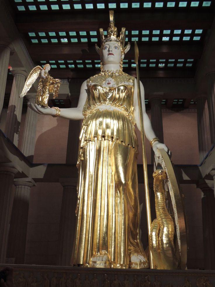 Athena - Parthenon - Nashville, TN