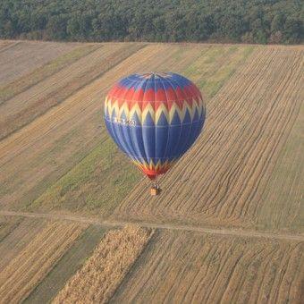 Zbor cu balonul cu aer cald pentru 1 persoana in Clinceni - Bucuresti