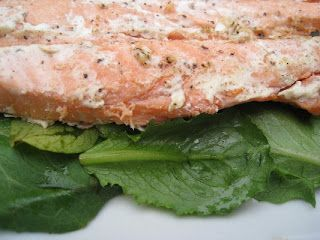 ... Salmon with Maple Butter — Savor The Thyme - Food, Family and
