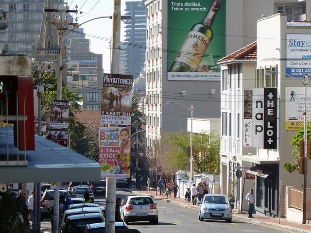 Kloof Street , via Flickr