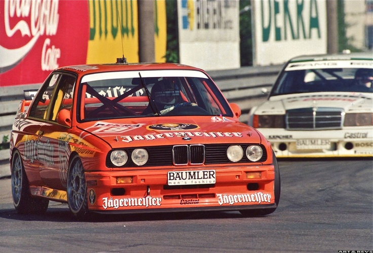 1992 BMW M3 DTM