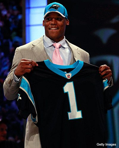 cam newton and panthers!