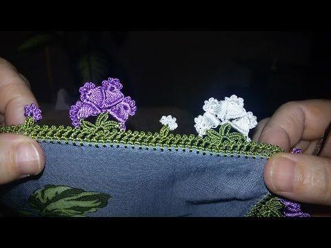 Tığ Oyası Modeli - YouTube