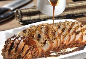 Lomo de cerdo relleno de picadillo | Cocina y Comparte | Recetas de @cocinaalnatural que le puede interesar a @Canal Cocina