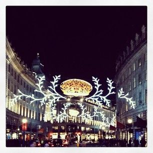 #RegentStreet #London #Christmas by marthe_rlr