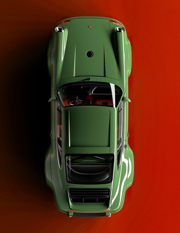 Компания Singer сделала нереальный шедевр из Porsche 964 | ТопЖыр