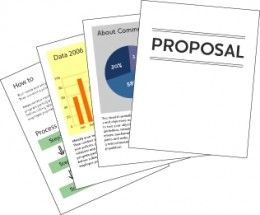 Learn how structure and write a winning proposal.
