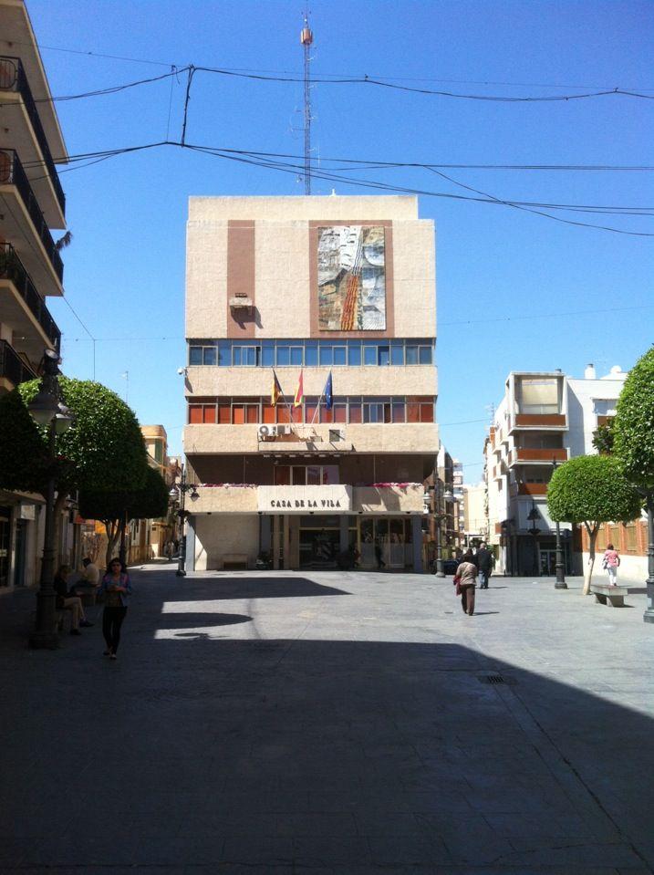 Ajuntament de Mislata en Mislata, Valencia