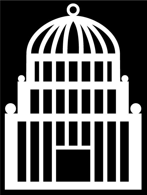 Birdcage 2 Digital Cutting File by Bird