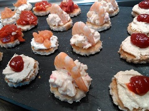 M s de 1000 ideas sobre pan de romero en pinterest panes for Canapes faciles y rapidos