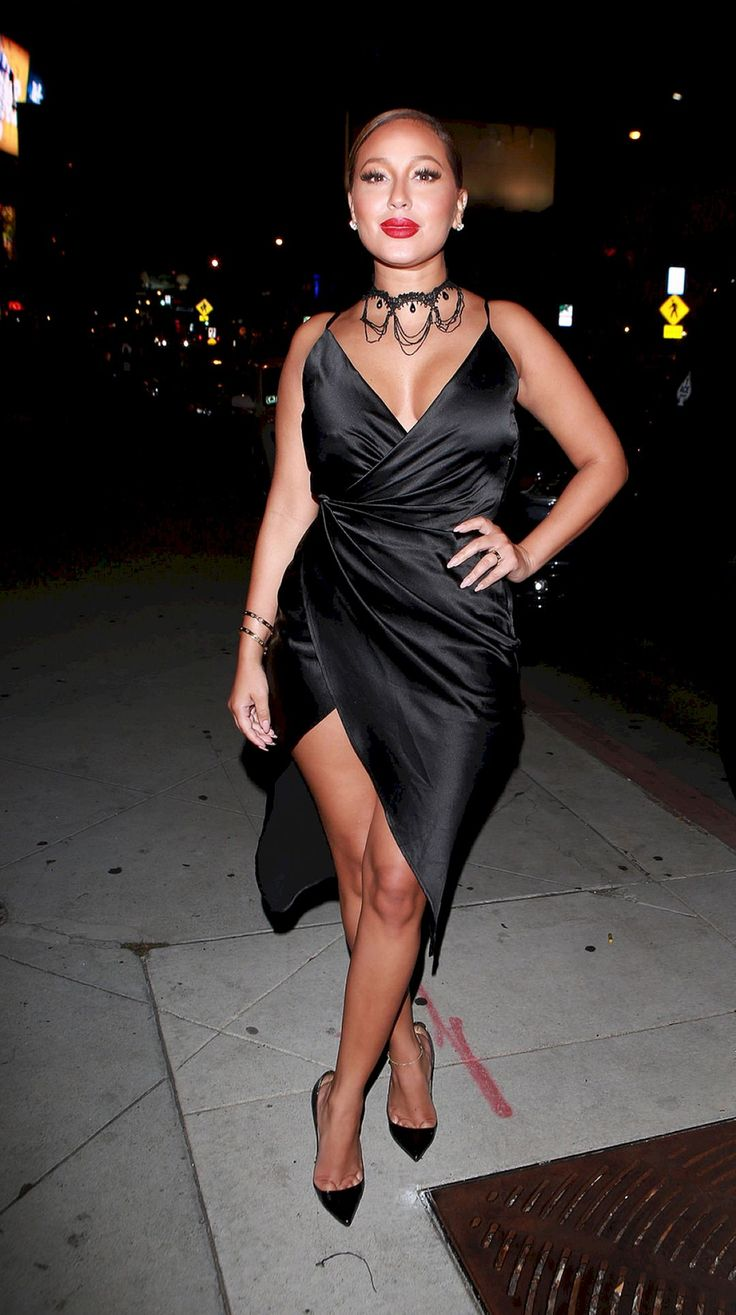 20 Stunning Adrienne Bailon Style You Can Copy Right Know