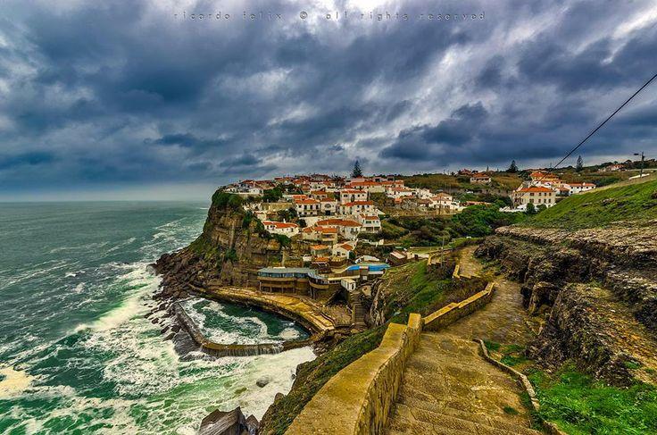 Azenhas do Mar, Portugal - by Ricardo Félix, in Maravilhas de Portugal FB