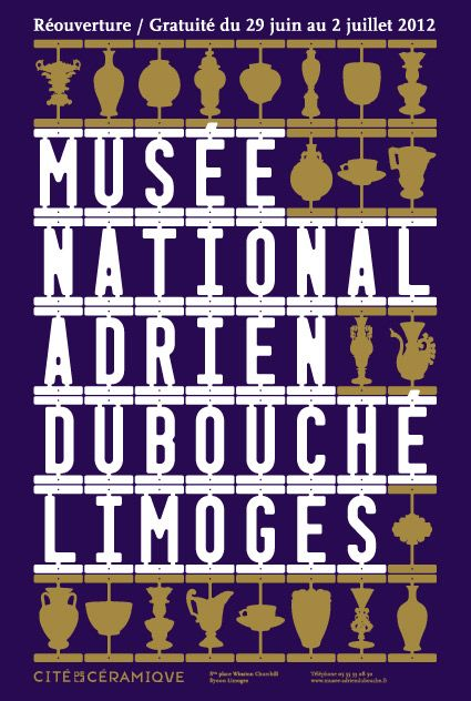 Musée National Adrien Dubouché - Evelyn Ter Bekke & Dirk Behage