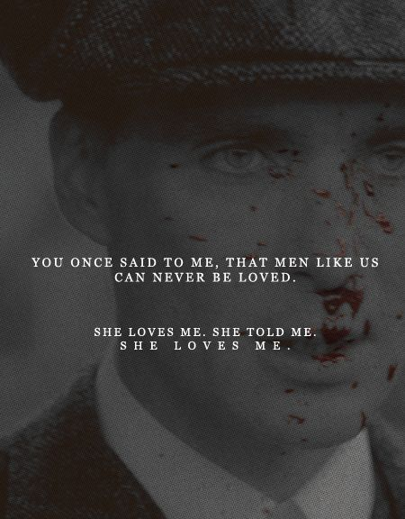 Peaky Blinders - Thomas Shelby I Just Love Him So Much!