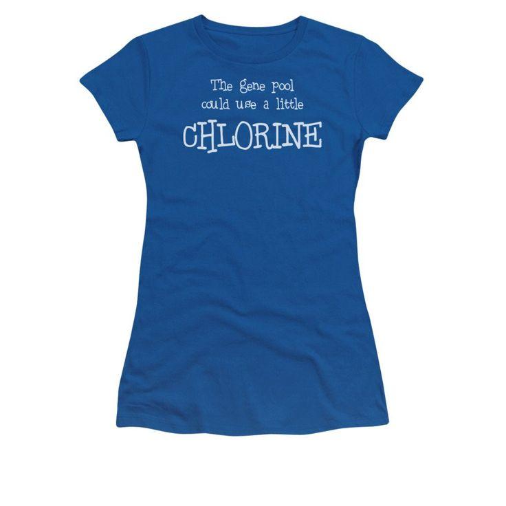 Gene Pool Chlorine Junior T-Shirt