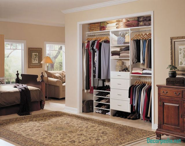 How to choose the best bedroom cupboards with 50 photo of ...