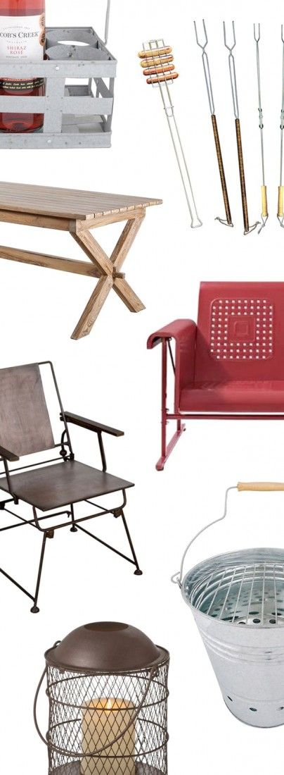 Industrial Outdoor Décor | Up to 60% Off at dotandbo.com