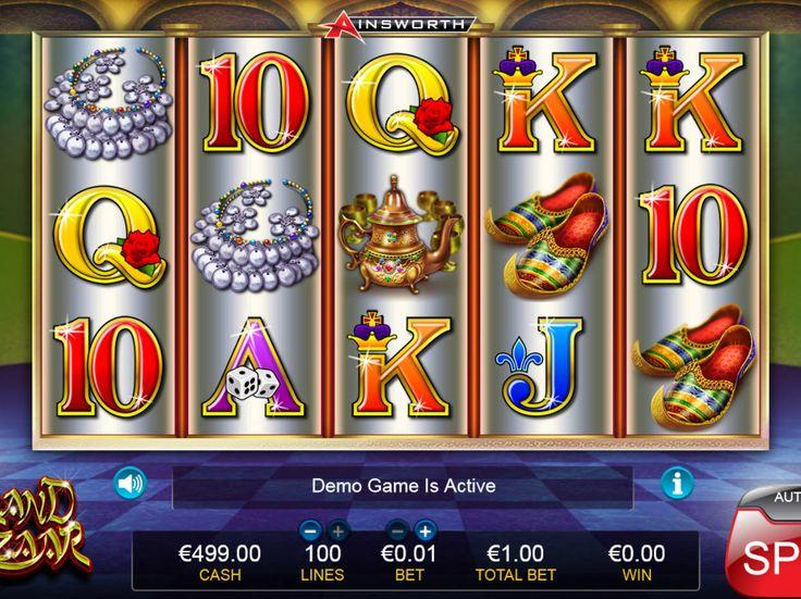 Drehe kostenlos Automaten Spiel Grand Bazaar - http://freeslots77.com/de/grand-bazaar/