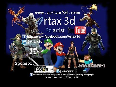 Minecraft Artax 3d, construyendo un nuevo mundo, temporada 1 capitulo 2 ...