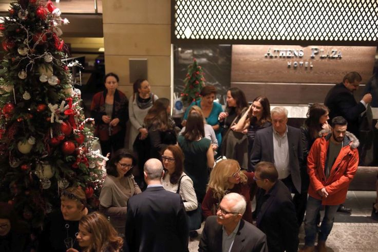 NJV Athens Plaza Spreads Holiday Cheer to Flood-hit Mandra Kids