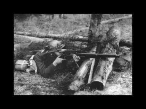 World War 1 Weapons - Sniper Rifles