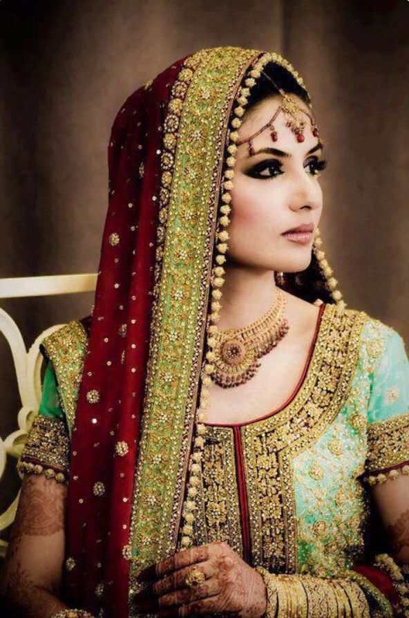 Bridal Mehndi Makeup Facebook : Best images about dupatta on pinterest jewellery the lady and indian weddings