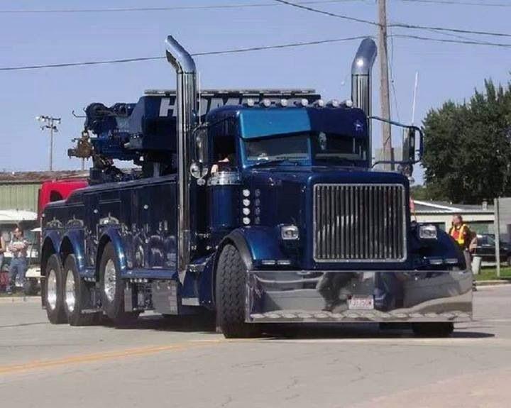 Big ass dump truck