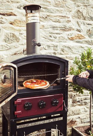 how to use wood chips in a conventional oven