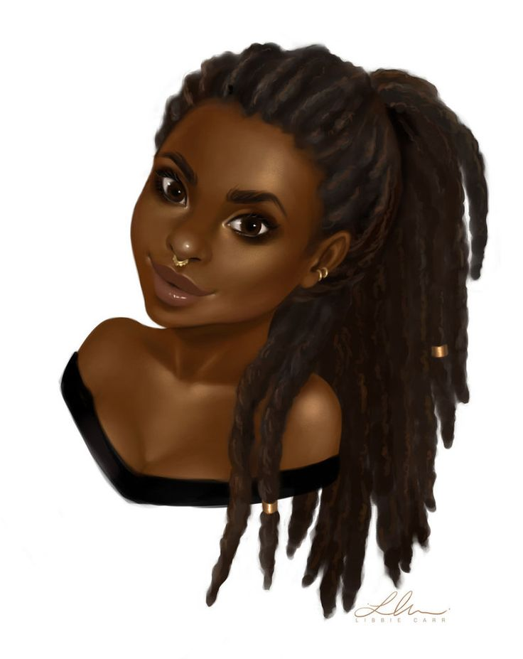 Cartoon Characters With Dreads : Black cartoon girl with dreads best images about