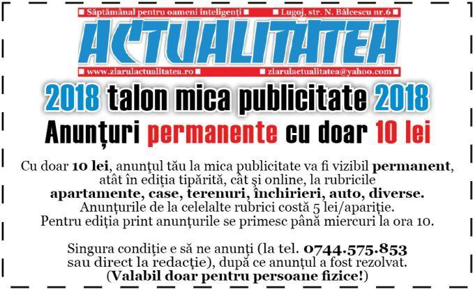 mica publicitate   Actualitatea Online