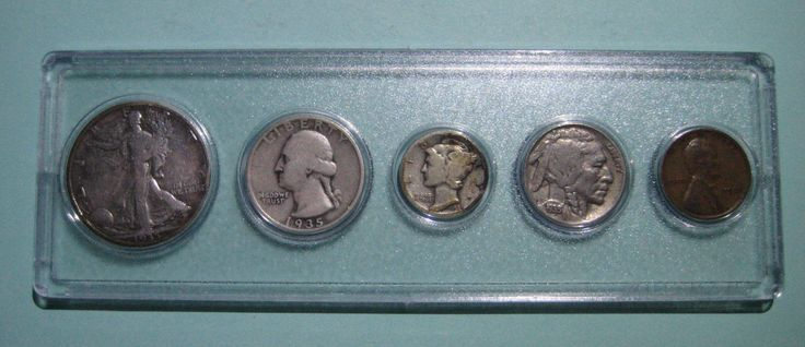 #New post #1935 US Coin Year Set 5 Coins 90% Silver  http://i.ebayimg.com/images/g/An4AAOSww3tY5ZBp/s-l1600.jpg      Item specifics     Composition:   Silver       1935 US Coin Year Set 5 Coins 90% Silver  Price : 27.80  Ends on : 4 weeks  View on eBay  Post ID is empty in Rating Form ID 1 https://www.shopnet.one/1935-us-coin-year-set-5-coins-90-silver-14/