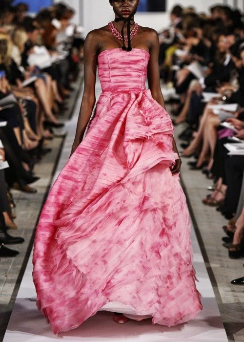 Valentino gown: