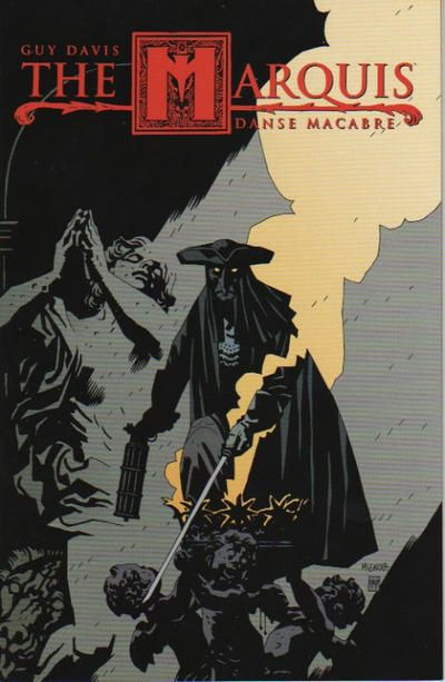 Cover for The Marquis: Danse Macabre (Oni Press, 2000 series) #2