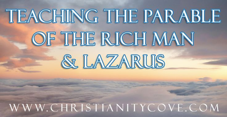 Today, I'm going to share with you a Bible lesson activity that will help you teach your students about the parable of the rich man and Lazarus.  Bible Lesson Activity Overview:  Lazarus and the Rich Man is a parable which many adults say sti