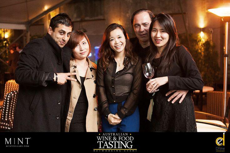 #Australia #China #Shanghai #M1NT #Food #Wine #Drinks #Party