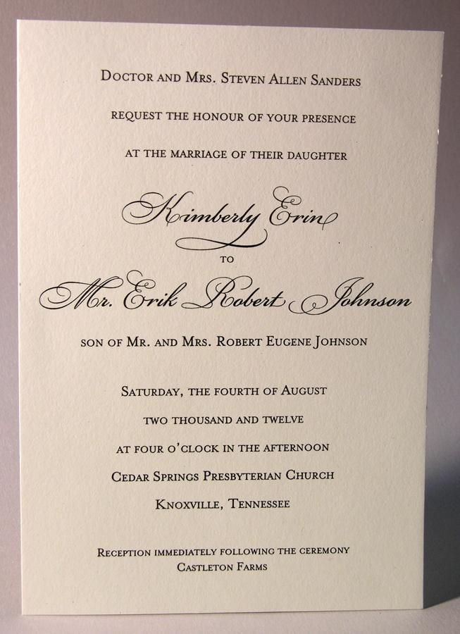 13 best Wedding Invitations images on Pinterest | Bridal invitations ...