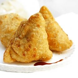 Indian Samosa Recipe -Learn how to make perfect crispy crust for Samosa, very addictive appetizer
