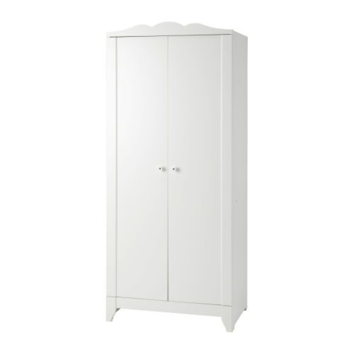 Hensvik Wardrobe (IKEA) $119; needs some sprucing up and some flair but its very cute and I loved having an armoire as a kid